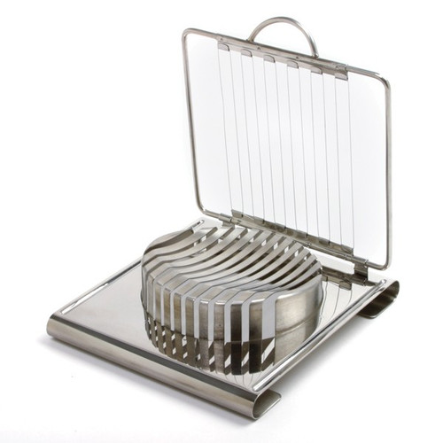 """Norpro 341 Stainless Steel Soft Cheese Slicer, 6"""" x 6-3/4"""""""
