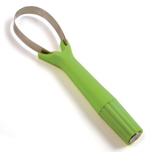 "Norpro 5106 Expandable Scoop/Slicer, 8"", Green"