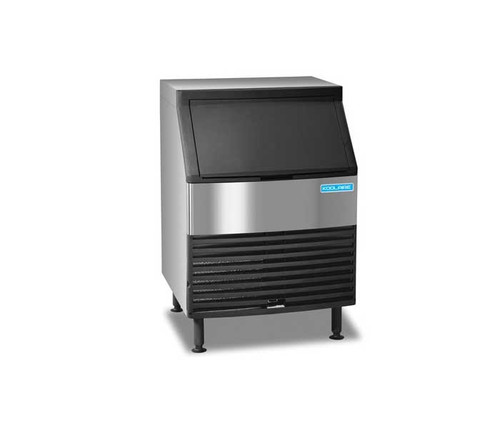 KoolAire KDF0150A Undercounter Ice Cube Machine - 115v,  Air Cooled, 168 lb. (KDF0150A)