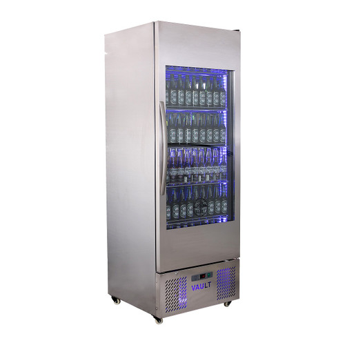 "Vault VR-18 27.6"" Beer Cooler, 18 Cu/Ft"