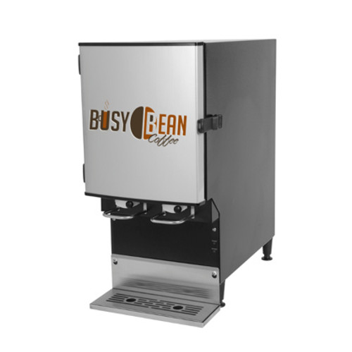 Busy Bean Coffee Cold Brew Dispenser
