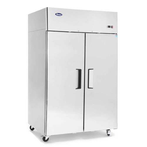 Atosa MBF8005GR Top Mount Refrigerator, (2) Two Door