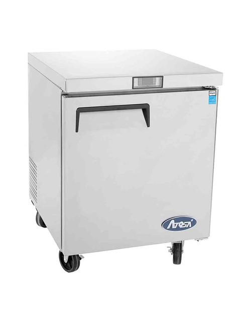 "Atosa MGF8401GR 27"" Undercounter Refrigerator"