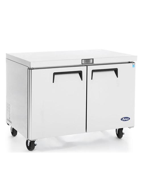 "Atosa MGF8402GR 48"" Undercounter Refrigerator"
