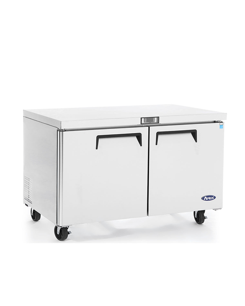 "Atosa MGF8403GR 60"" Undercounter Refrigerator"