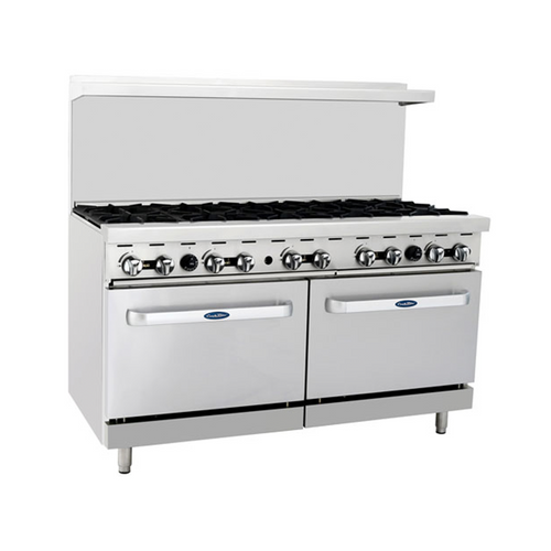 Atosa ATO-10B Gas Range, 10 Burners