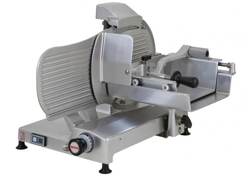 Omcan MS-IT-0350-H 14-inch Horizontal Gear-Driven Meat Slicer