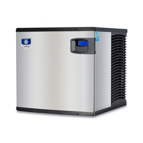 Manitowoc ID0302A-161X Indigo Series Air Cooled Dice Cube Ice Machine 115/1/60 with LuminIce Growth Inhibitor (ID0302A-161X)