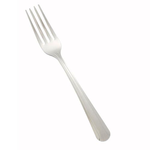 "Winco 0001-05 Dominion Dinner Fork, 7-1/8"", Medium Weight - 12/Box"