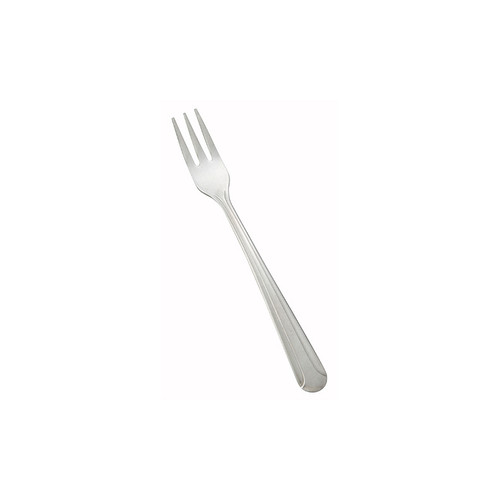 "Winco 0001-07 Dominion Oyster Fork, 5-5/8"", Medium Weight - 12/Box"