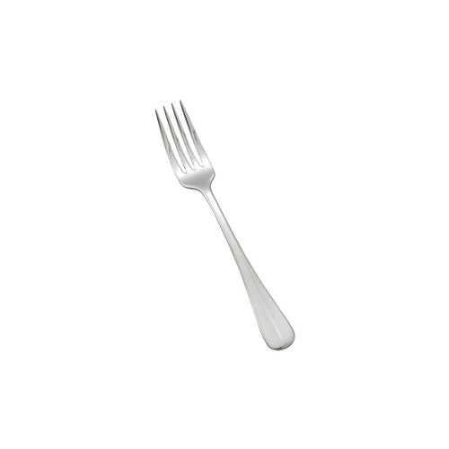 Winco 0034-05 Stanford Dinner Fork, Extra Heavyweight - 12/Box