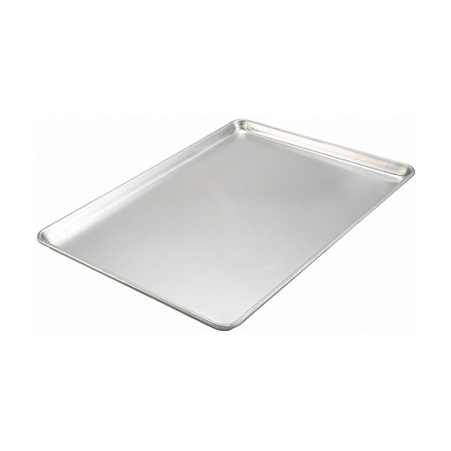 "Winco ALXP-1826 Full Size 18 Gauge 18"" x 26"" Aluminum Sheet Pan"