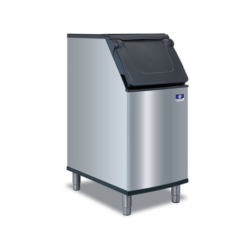 "Manitowoc D-420 22""W 383-lb Ice Bin w/ Lift Up Door (D-420)"