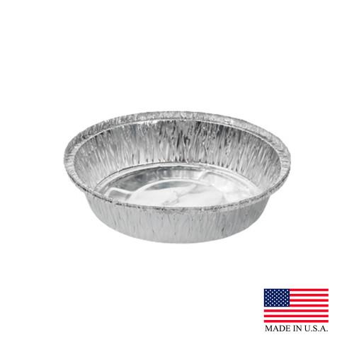 """7"""" Round Foil Pans - 500/Case"""