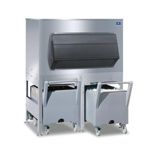 """Manitowoc FC-1350 FC-1350 60""""W 1350-lb Ice Bin w/ Lift Up Door (FC-1350)"""