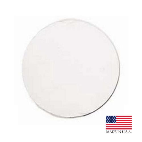 """10"""" White Cake Circle - 250/Case"""