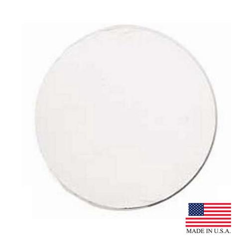 """14"""" White Cake Circle - 250/Case"""