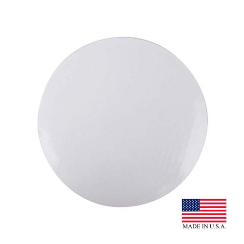 """18"""" White Cake Circle - 125/Case"""
