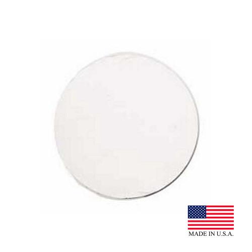 """6"""" White Cake Circle - 1000/Case"""