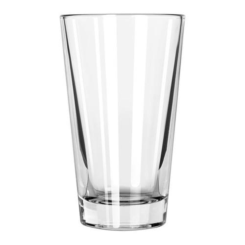 Libbey 15141 Restaurant Basics 14 oz. Mixing Glass - 24/Case