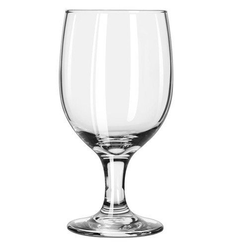 Libbey 3711 Embassy 11.5 oz. Goblet Glass - 24/Case