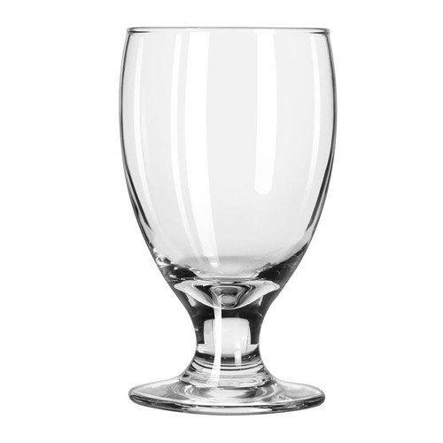 Libbey 3712 Embassy 10.5 oz. Banquet Goblet Glass - 24/Case