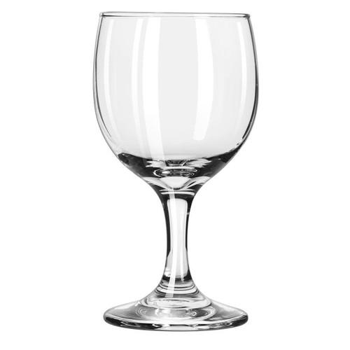 Libbey 3764 Embassy 8.5 oz. Wine Glass - 24/Case