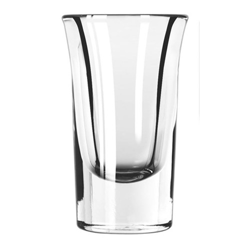 Libbey 5031 1 oz. Whiskey Shot Glass - 12/Box