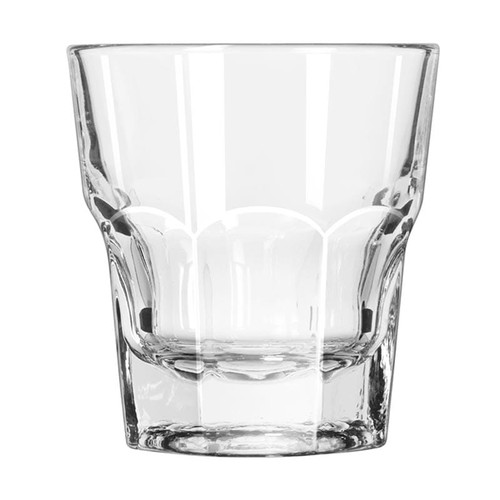 Libbey 15231 Gibraltar 9 oz. Tall Rocks Glass - 36/Case