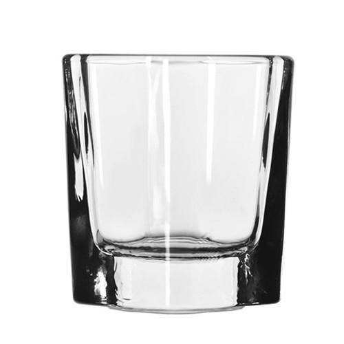 Libbey 5277 2 oz. Prism Shot Glass