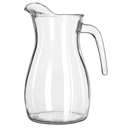 Libbey 13112221 50.75 oz. Glass Pitcher
