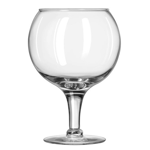 Libbey 3407 Super Stems 53 oz. Super Schooner Glass