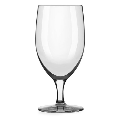 Libbey 9155 13.5 oz. Contour Goblet Glass - 24/Case