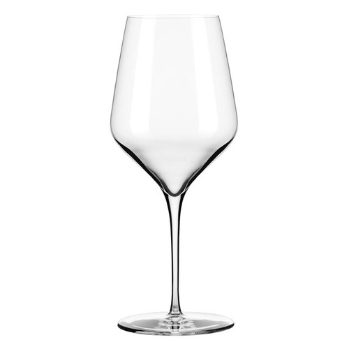 Libbey 9324 Prism 20 oz. Wine Glass - 12/Case