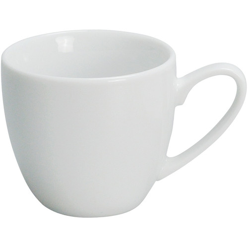 Yanco AC-35 3.5 oz. Super White Porcelain Cup - 36/Case