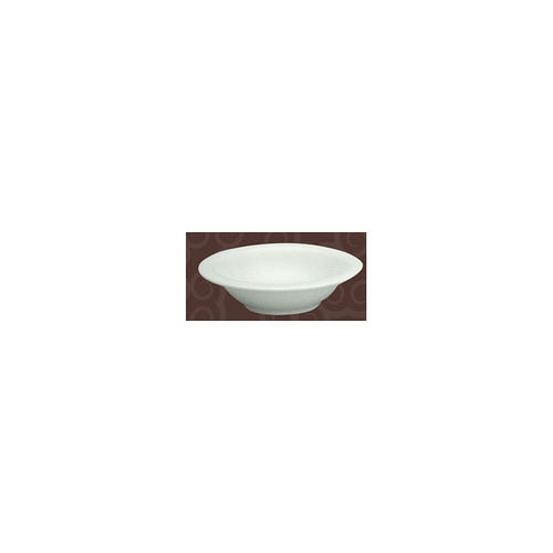 Yanco NS-307W 13 oz. White Melamine Soup/Cereal Bowl
