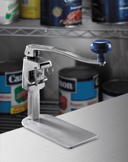 Edlund S-11 Manual Can Opener with Cast Stainless Steel Base