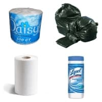 Shop janitorial disposable supplies at Win Depot.