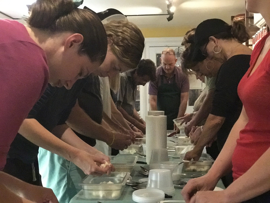 Mozzarella Making (Class)