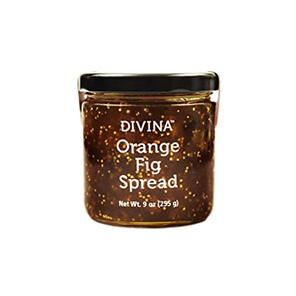 Divina Orange Fig Spread