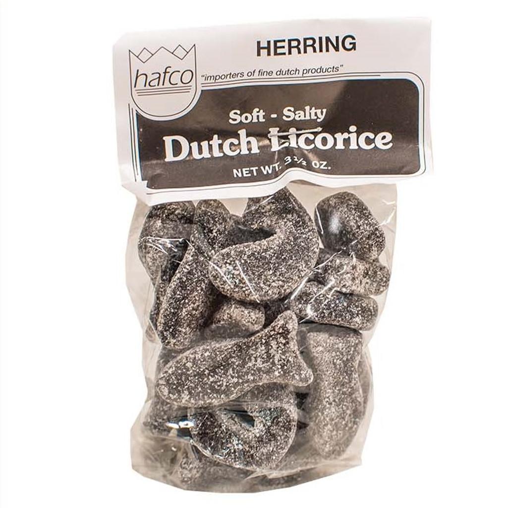 Hafco Dutch Herring Licorice