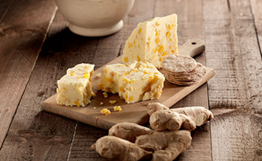 White Stilton with Mango & Ginger