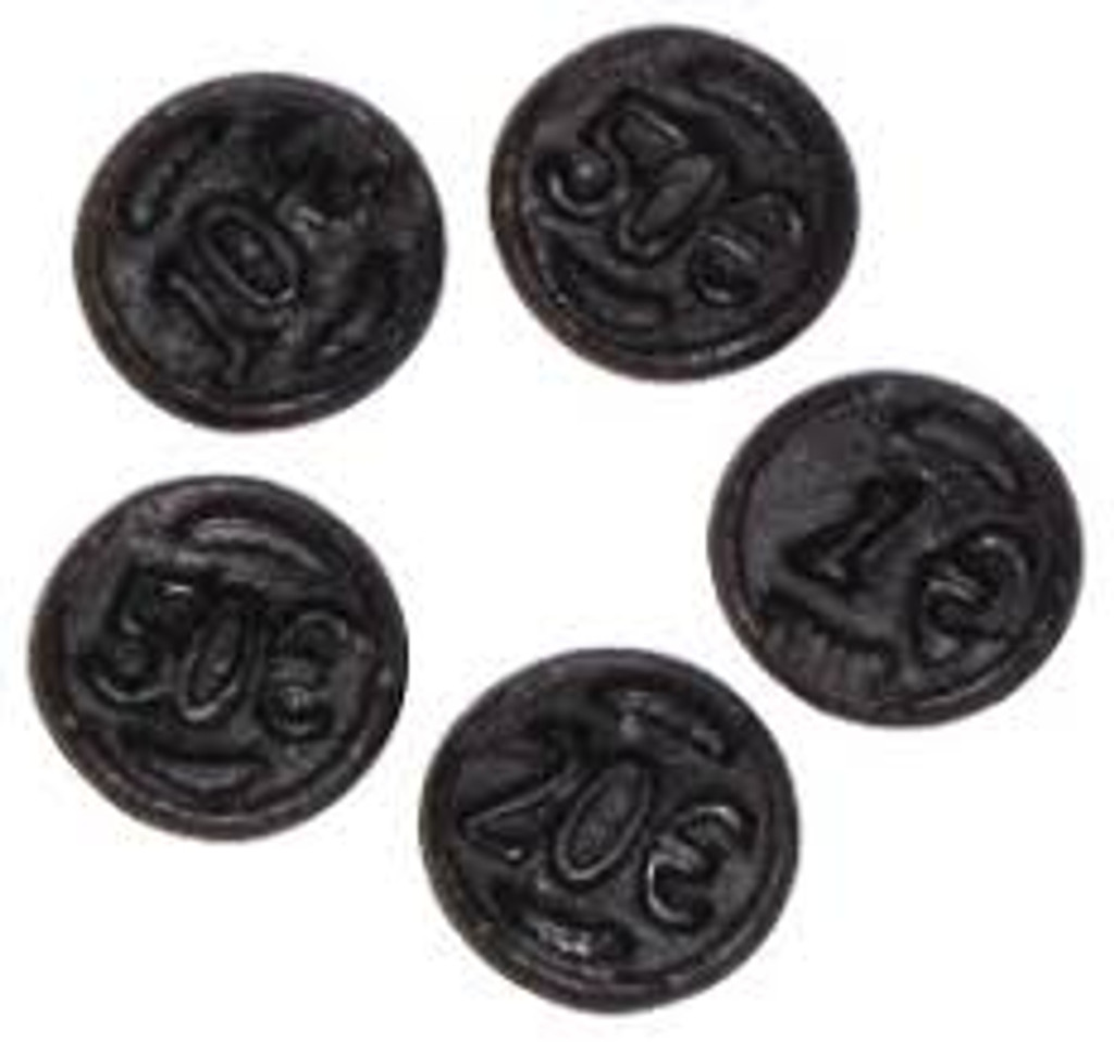 Hafco Dutch Licorice Coin