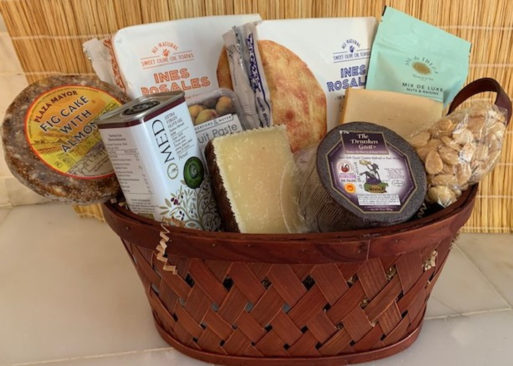 Spanish Favorites Basket