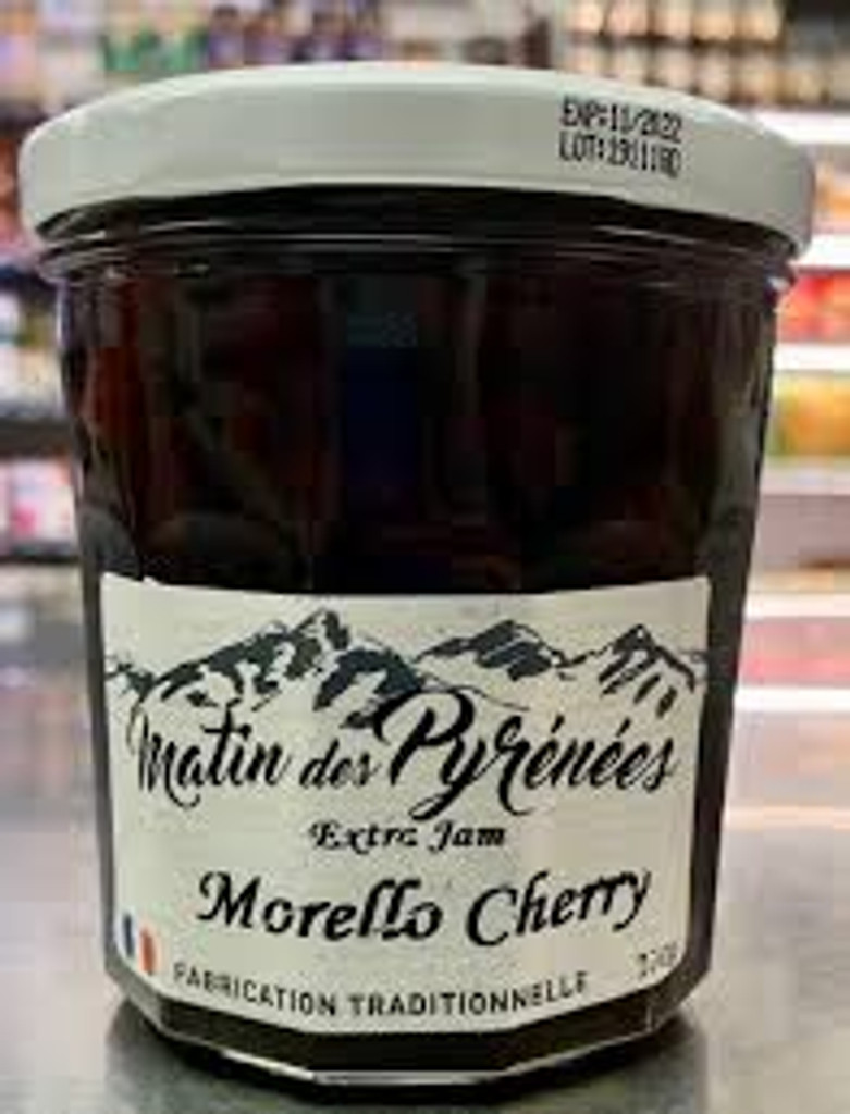 French Morello Cherry Jam