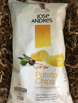 José Andrés Potato Chips 6.7oz