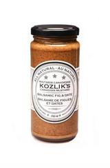 Kozlik's Balsamic Fig & Date