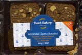 Dutch Spiced Almond Cookies