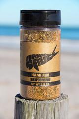 Hank Rub Seasoning