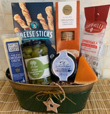 Small Cheddar Snacking basket